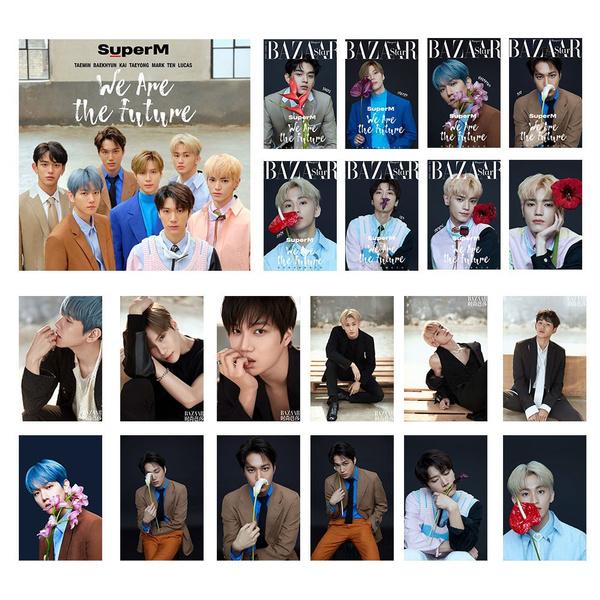 juvenile, Groups, Postcards, M