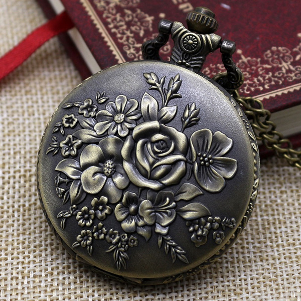 necklacewatche, menspocketwatch, quartz, Chain