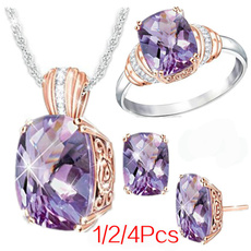 crystal pendant, DIAMOND, wedding ring, gold