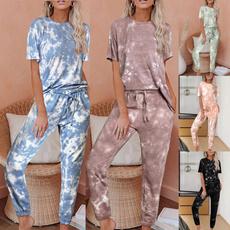 printedset, pajamasetforwomen, setsforwomen, Plus Size