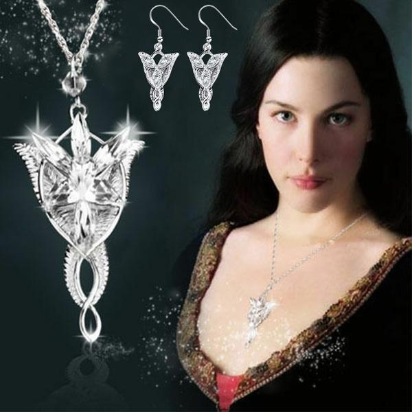 Fashion, Jewelry, Vintage, Silver Pendant
