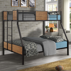 Steel, twinoverfullbed, Beds, bedroomampdormbed