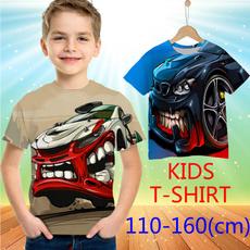 children3dtshirt, car3dtshirt, childrenclothe, funnykidstshirt