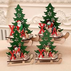 xmasdesktopornament, desktopdecorchristma, Christmas, sledge