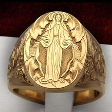ringsformen, engagementweddingring, gold, Classics