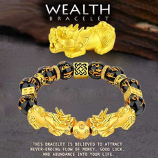 golden, Jewelry, Gifts, goodluck