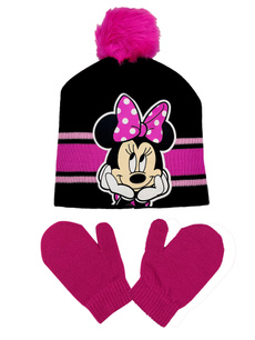 Beanie, Set, Mittens, Mouse