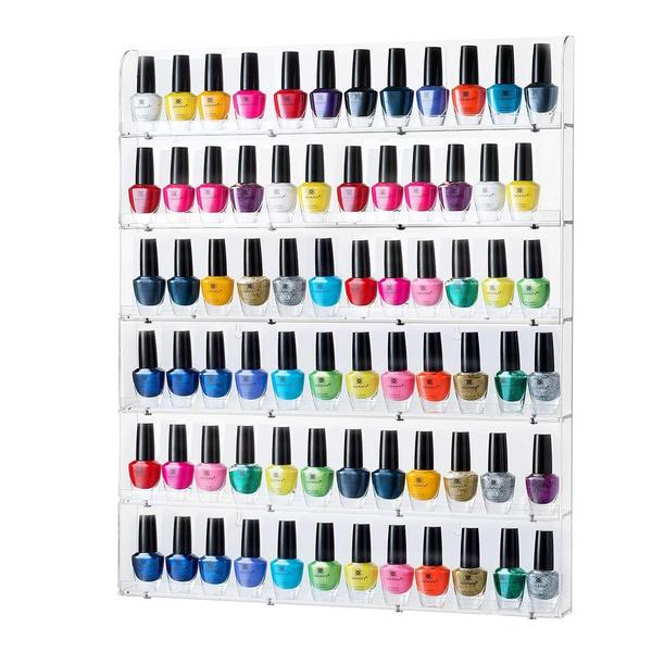acrylicnailorganizer, Storage & Organization, nailrack, Beauty