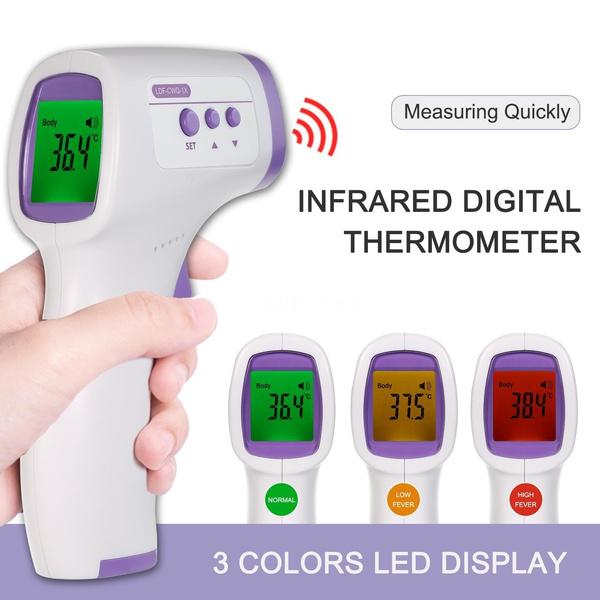 termometro, Laser, Temperature, infrarojo