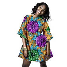 Mini, Plus Size, waxprinted, africandre