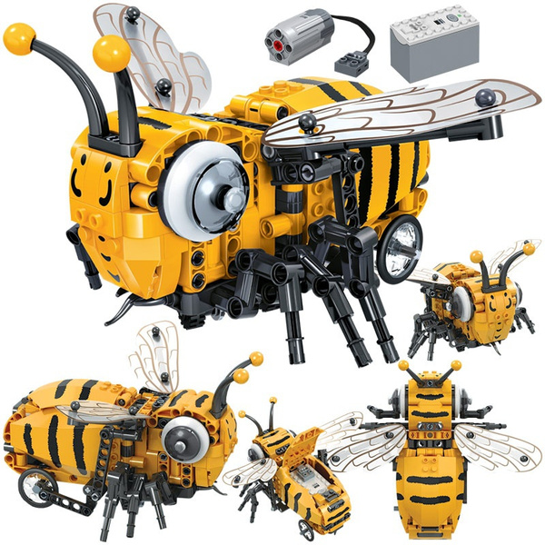 building, Toy, Electric, technic