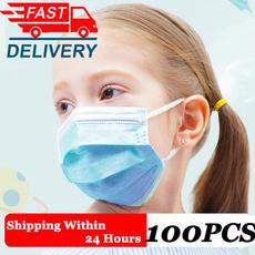 nonwovenmask, Elastic, surgicalmask3layer, childmask