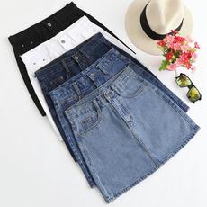 Summer, Moda, Mini, Cowgirl