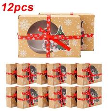 Box, christmascandyboxe, Gifts, cookiebox