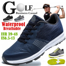 Sneakers, golfshoesmen, Waterproof, golfshoesformen