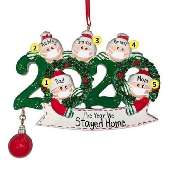 Decor, Christmas, Family, Tree