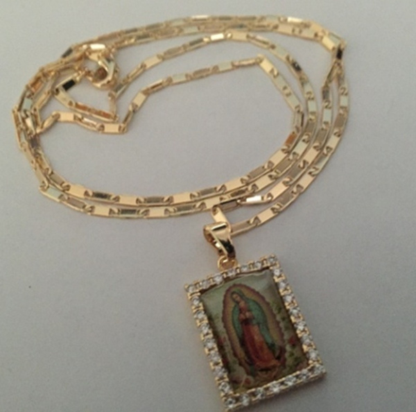 christnecklace, DIAMOND, Jewelry, gold