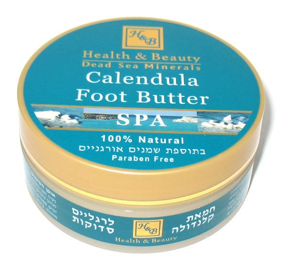 calendula, foot, israel, Butter