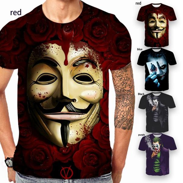 Mens T Shirt, Tees & T-Shirts, Sleeve, Summer