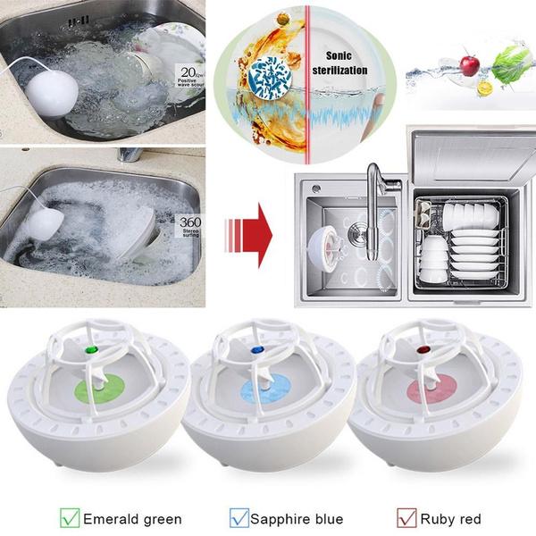 Mini, Cleaner, Dishwasher, familytool