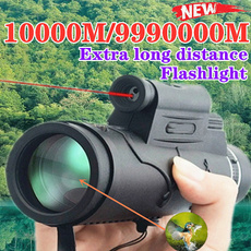 Flashlight, Outdoor, Laser, Telescope