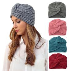 hair, knothat, knittedcap, Winter