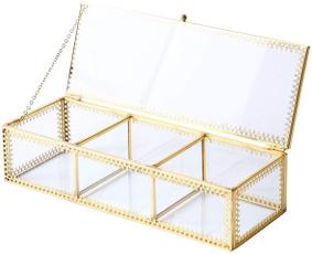 lid, Brass, jewelry box, Jewelry