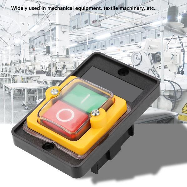 Switch, pushbuttonswitch, button, Waterproof