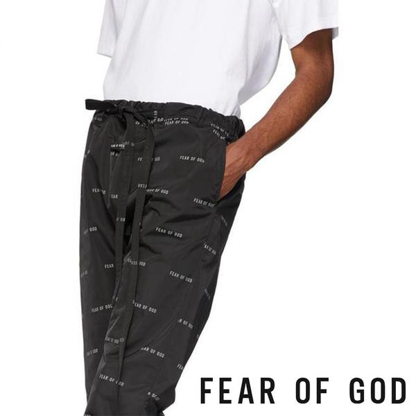 fullprint, trousers, Winter, Casual pants