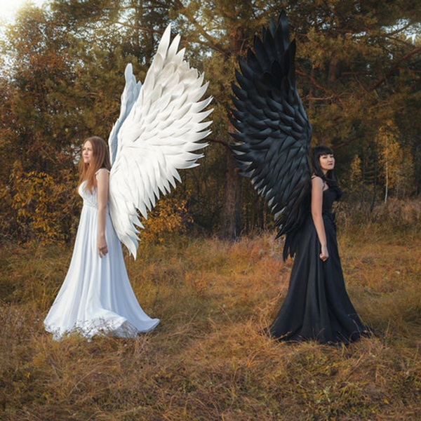 angeldevilwing, devils, Cosplay, Angel