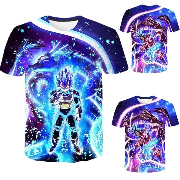 Summer, Fashion, Necks, Dragon Ball Z