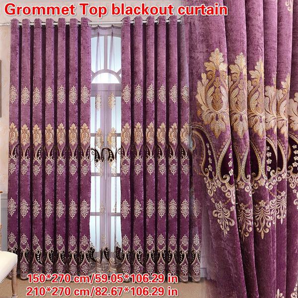 Fashion, Home Decor, curtainsforlivingroom, europeancurtain
