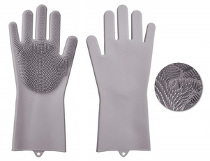 Silicone, Gloves