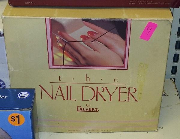 Nails, Dryer, storeupload, Beauty