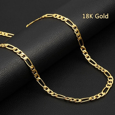gold chain, Chain Necklace, Fashion, Jewelry
