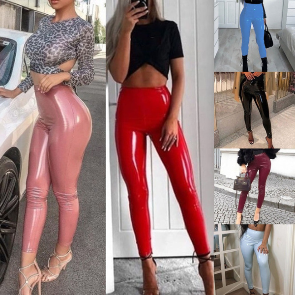 Fashion, pantsforwomen, Women Leggings, slim