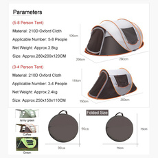 outdoortent, camping, Hiking, Waterproof