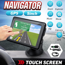 Touch Screen, Gps, Consumer Electronics, navigationsystem