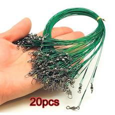 Steel, Wire, leaderlinesfishing, leadlinefishing
