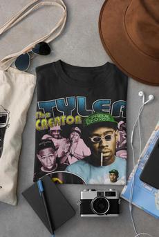 Flowers, Cotton Shirt, designer t-shirt, tylerthecreatorigorflowerboytshirt