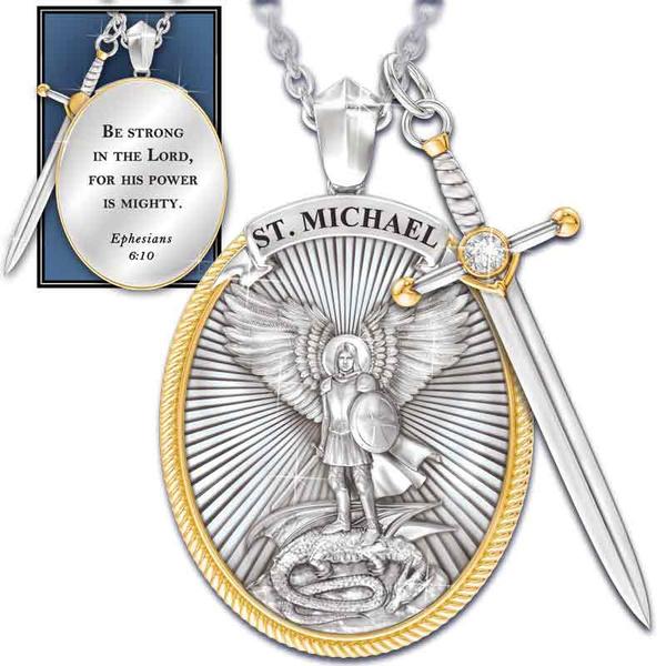 925 sterling silver necklace, Sterling, shield, Cross Pendant