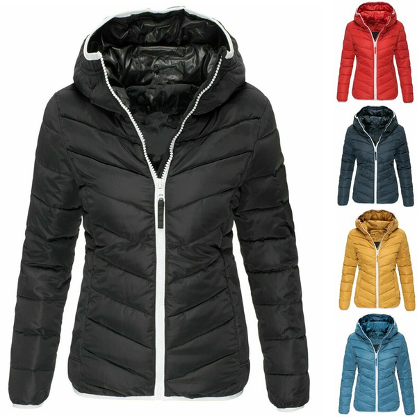Autumn, womanjacket, Winter, pufferjacket
