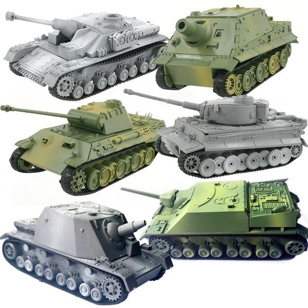 building, decoration, Toy, Tank