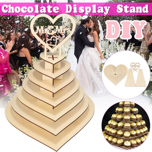 woodenstand, Snacks, dessertstand, showingstand