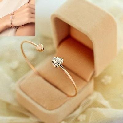 Fine Bracelets, Heart, Love, Jewelry