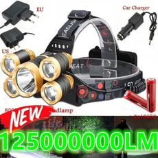 led, creexmlt6ledheadlamp, Outdoor Sports, lights