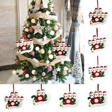 christmastreependant, Christmas, Family, Tree