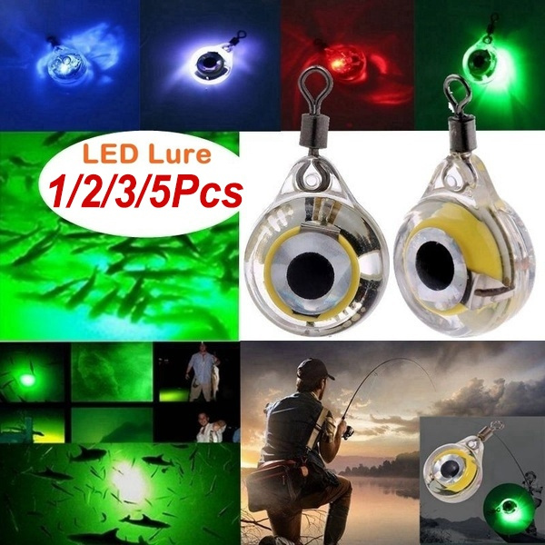 fishinglightlure, flashfishinglight, led, Fishing Lure