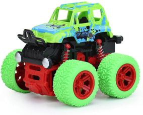 inertiastronggripcar, frictionpowered, cartoy, Truck