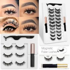 Eyelashes, False Eyelashes, Beauty, Waterproof